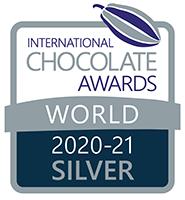 International Chocolate Awards Silver Worlds