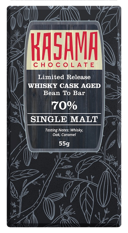 Whisky bean-to-bar vancouver chocolate