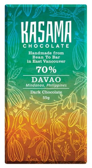 Davao bean-to-bar Philippine chocolate