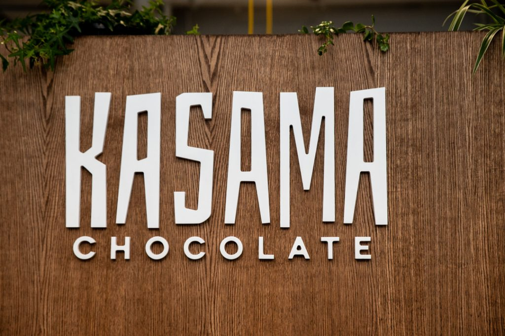 Vancouver Chocolate Shop